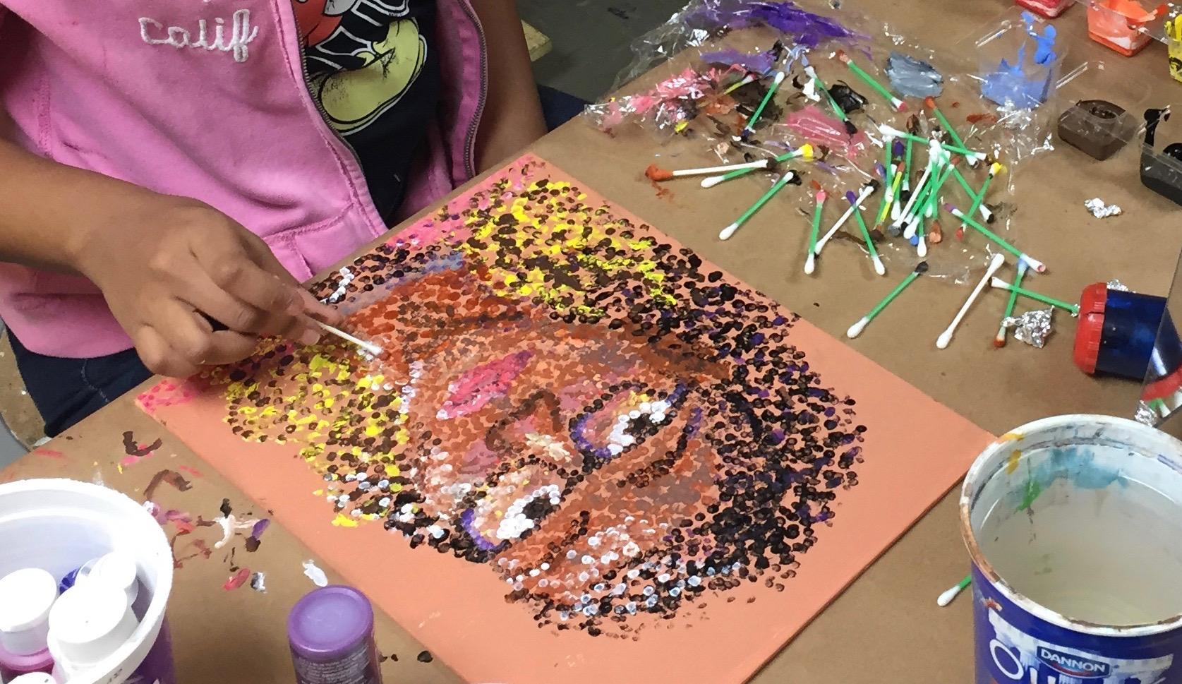 Draw, Paint, Create! Teen Art Studio w/Lisa Granata (Ages 12-16)