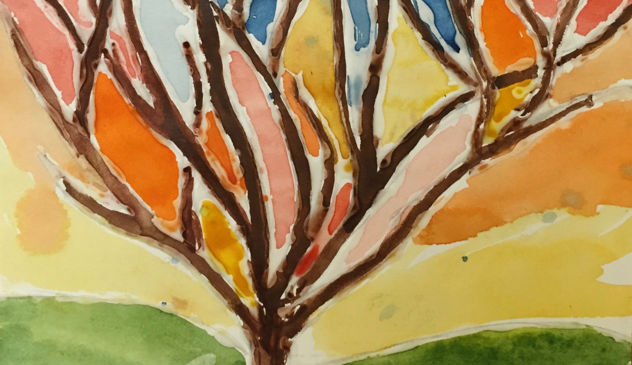 I Can Paint Trees! 1-Day Workshop w/Abby Rovaldi (For Ages 5-8 With A Special Art Appreciation Event For Parents/Guardians)