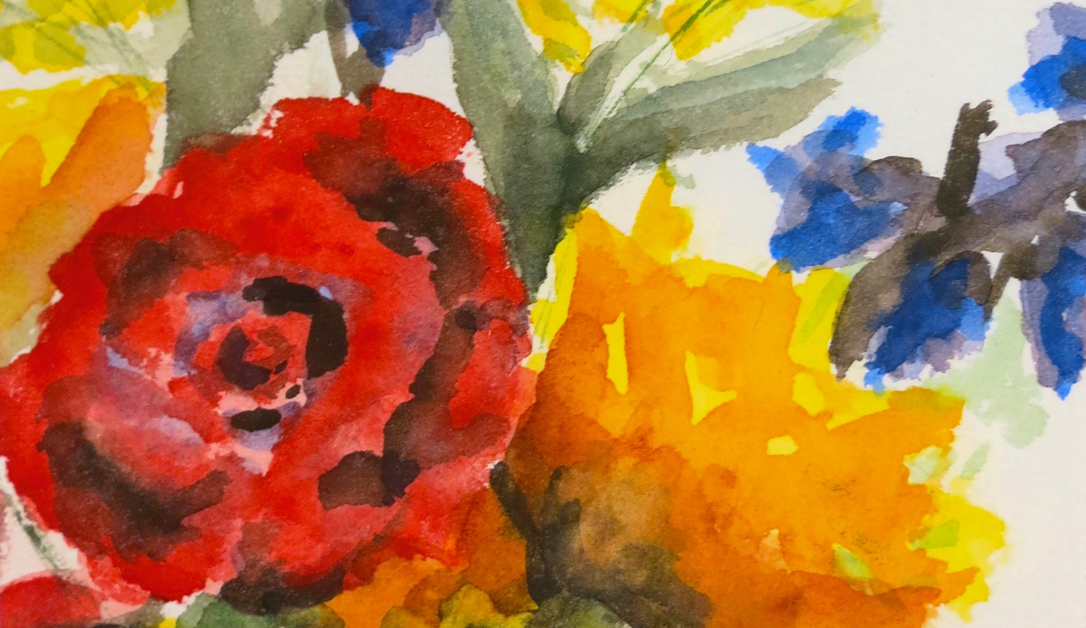 The Brilliance of Watercolors w/Ben Macomber (Adults 17+)