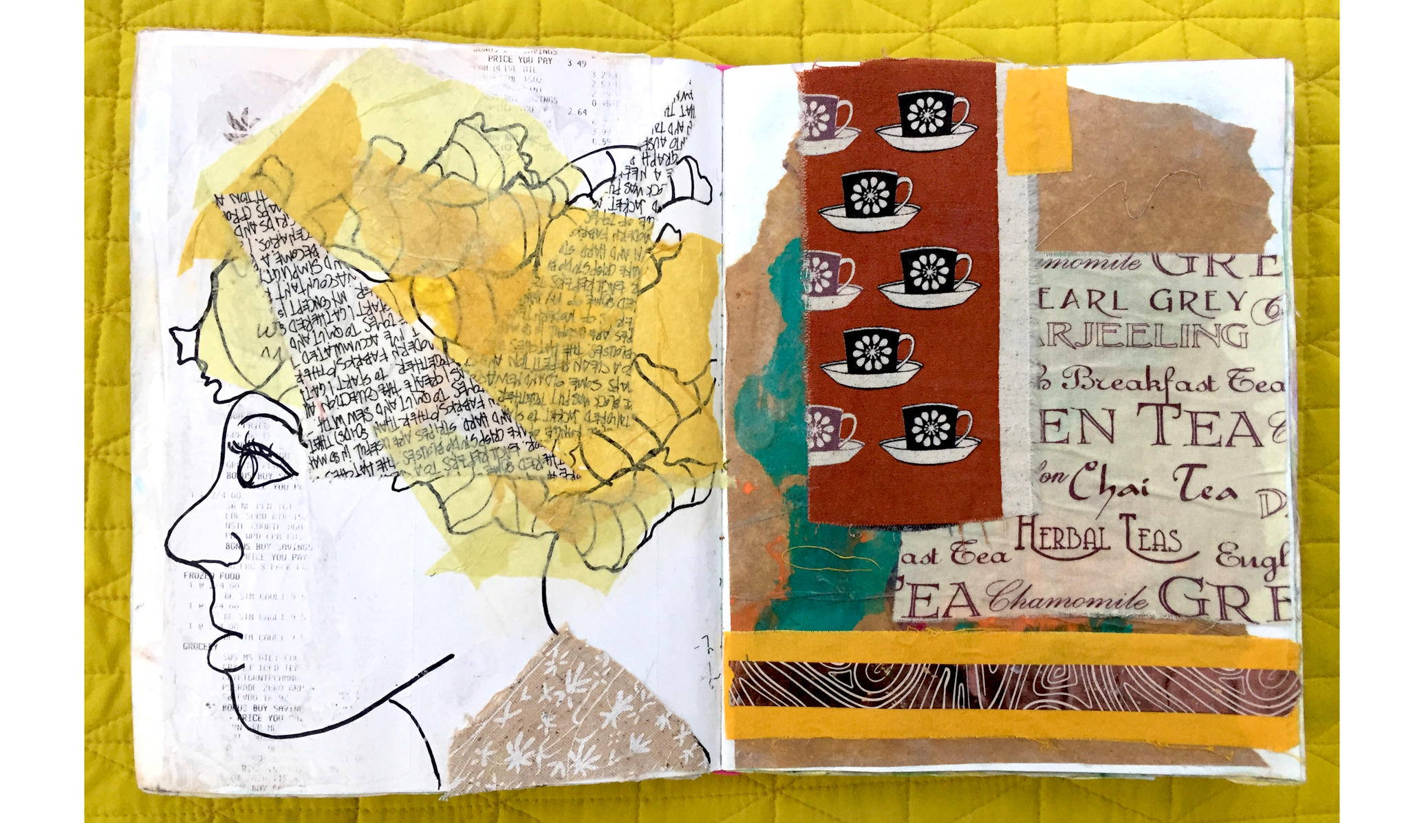 NEW! The Art of Journaling w/Sandy Coleman (Adults 17+)