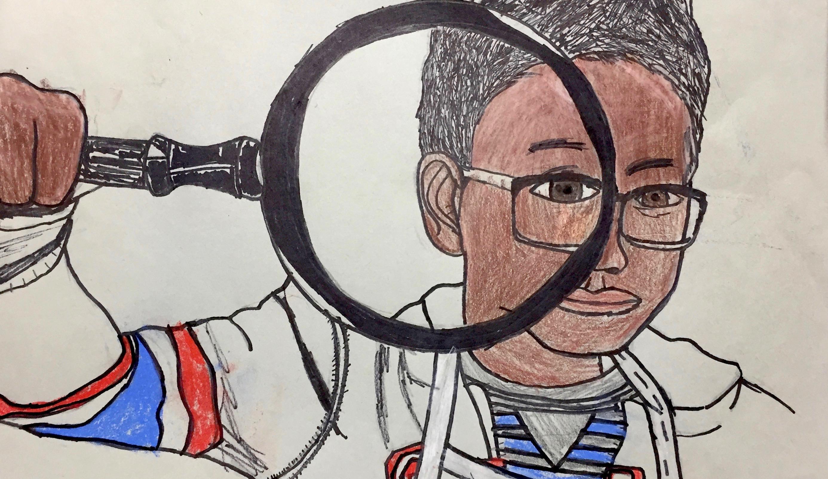 NEW! Fun with Fundamentals Drawing & Painting w/Lisa Granata (Ages 9-13)
