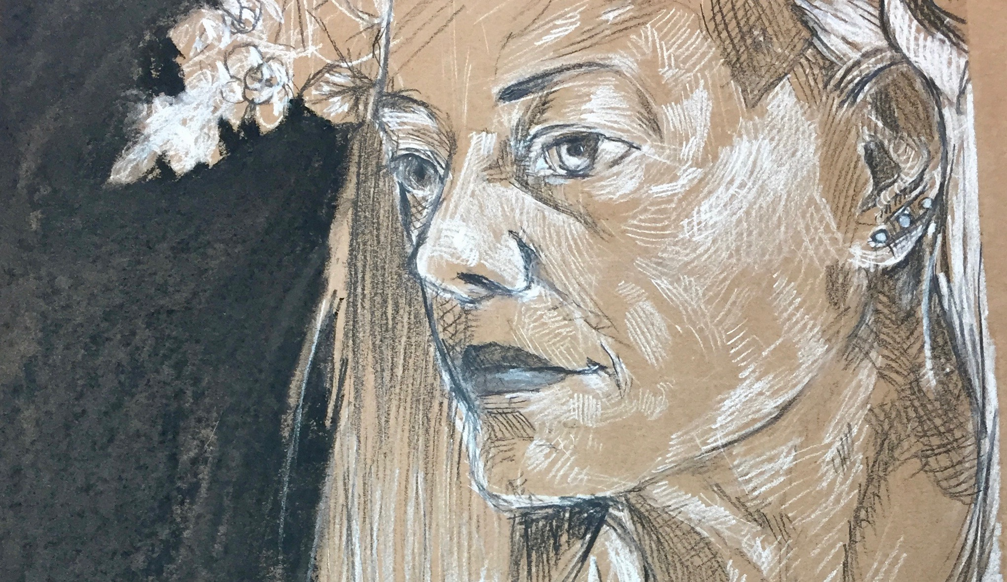 NEW! Drawing from the Model w/Lisa Granata (Adults 18+)