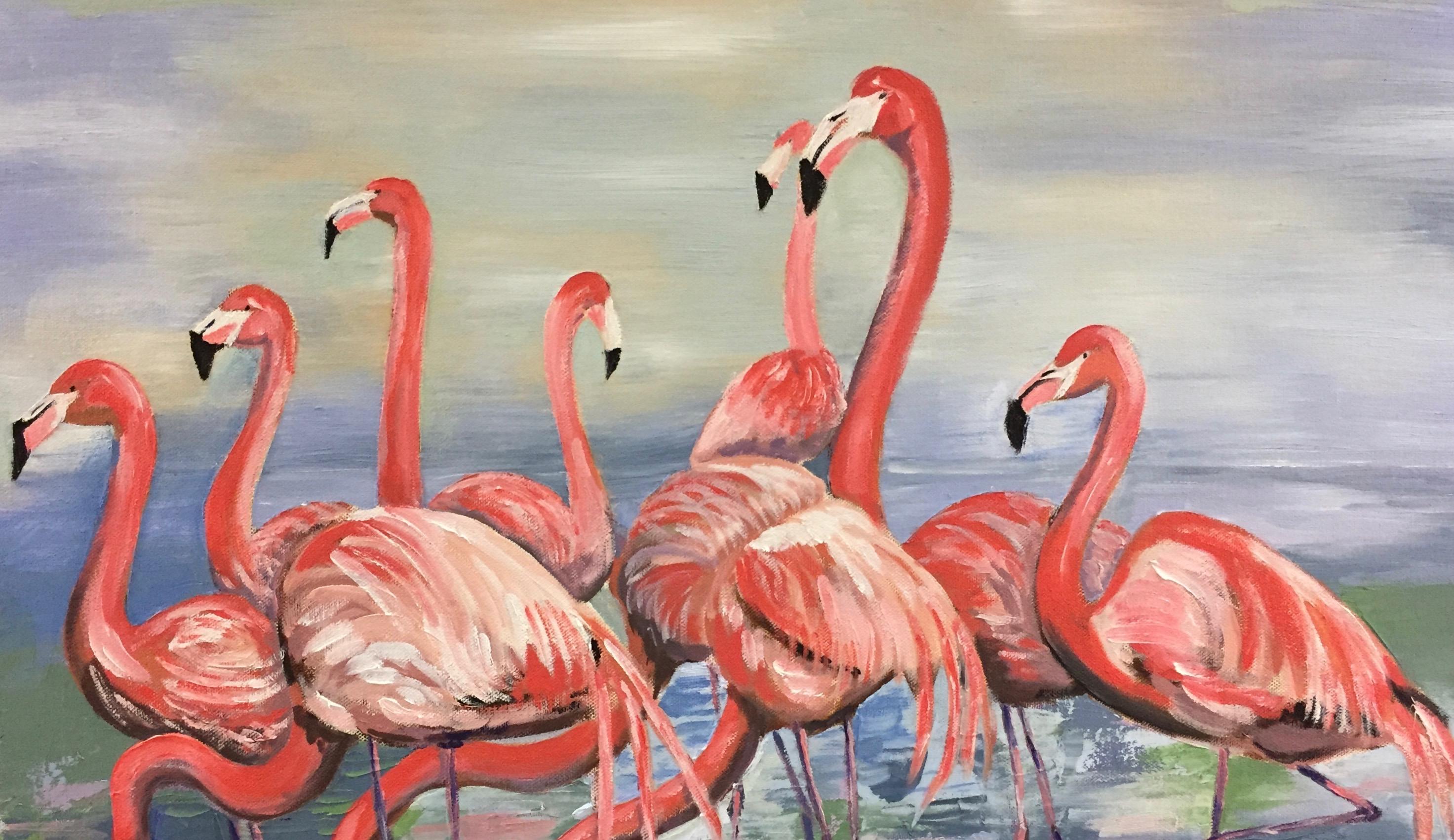 Intermediate & Advanced Painting w/Lisa Granata (Adults 18+)
