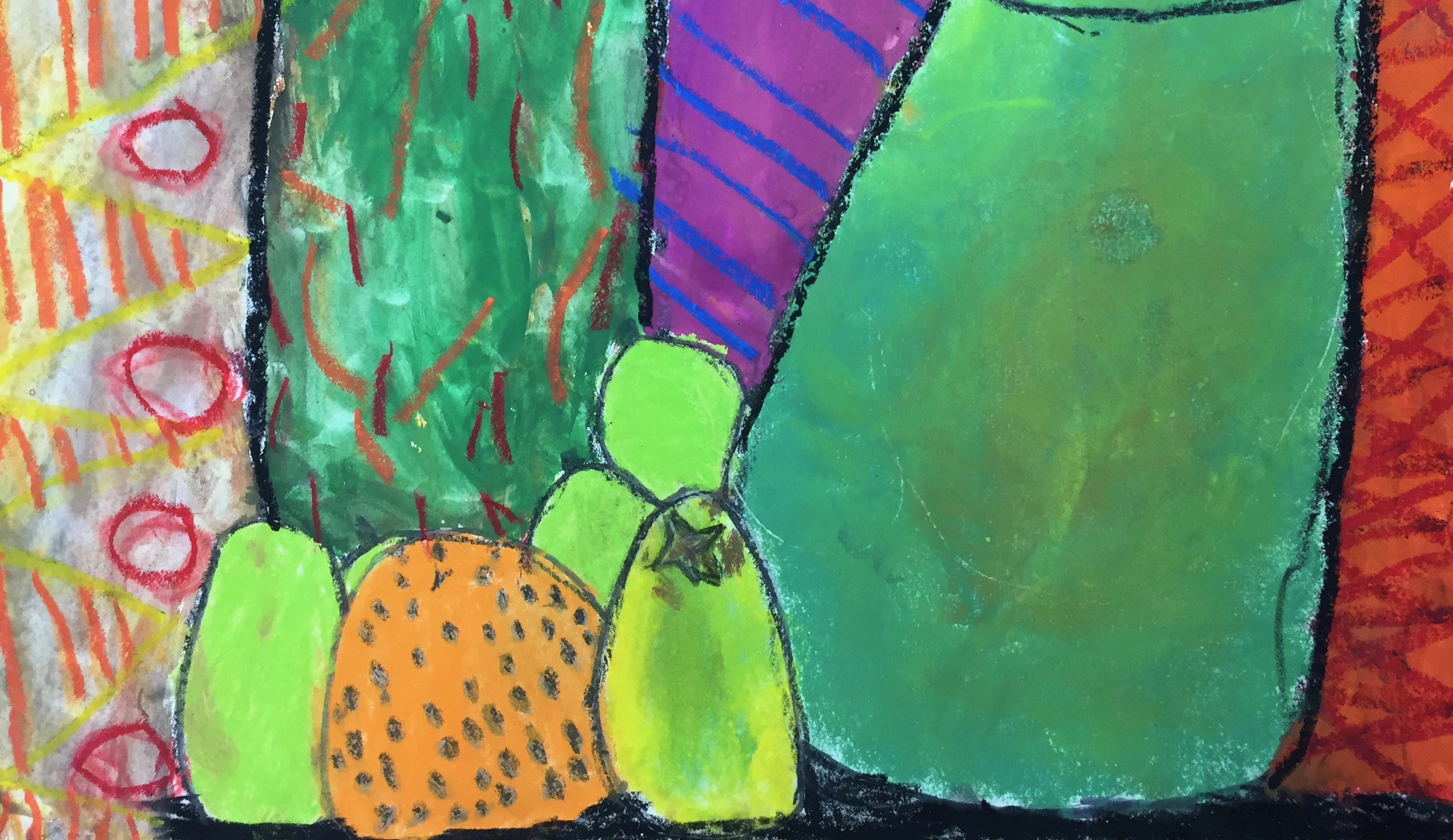 NEW! Masterpiece Mash-up: Kids Drawing, Painting & More! w/Meredith Passey (Ages 5-8)