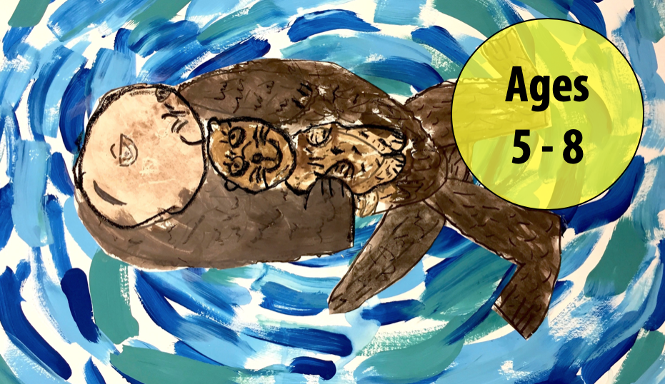 Summer Art Week 2: July 6-10, Painting/Collage (Ages 5-8)