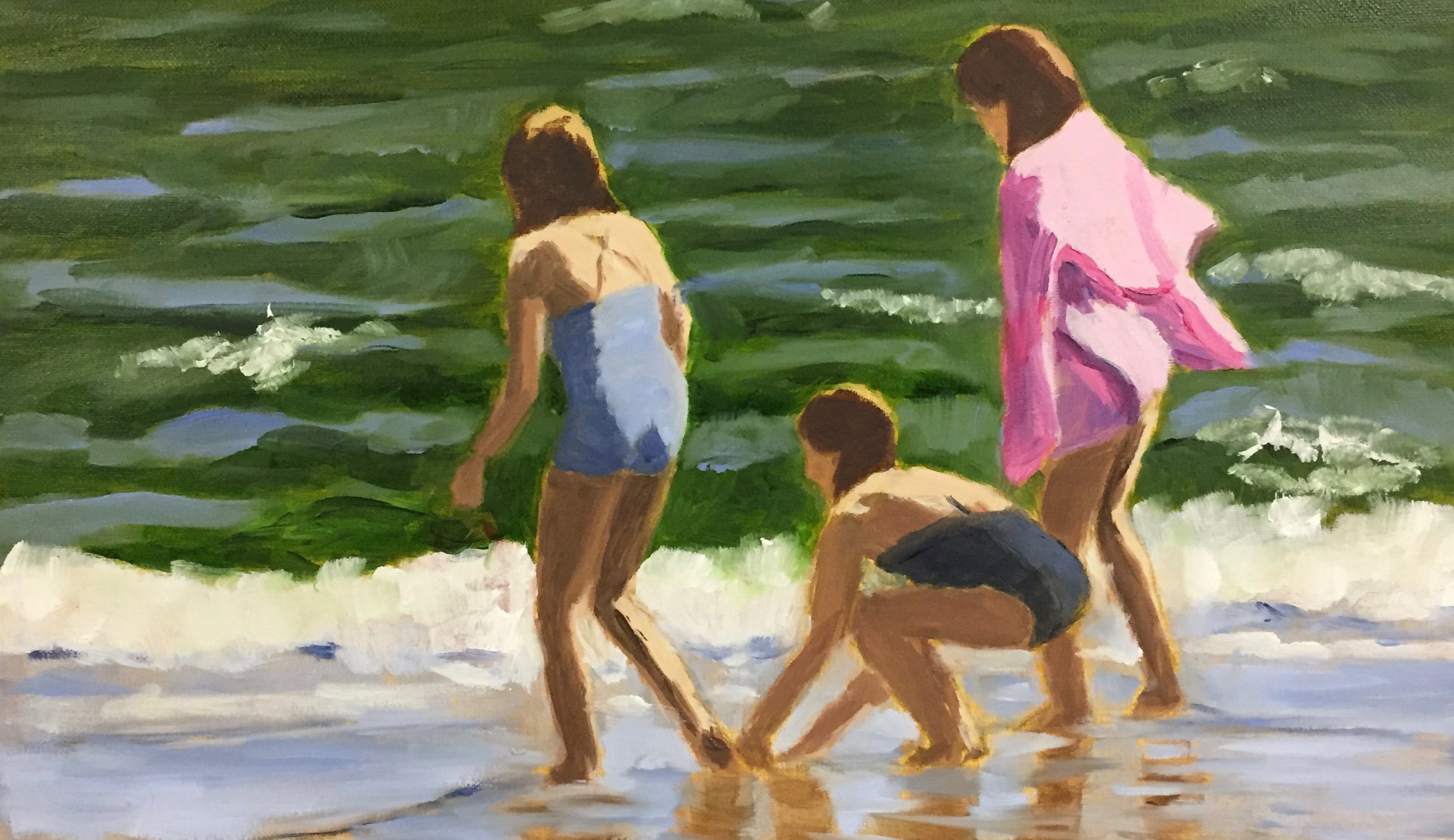 Intermediate & Advanced Painting w/Lisa Granata (Adults 18+)