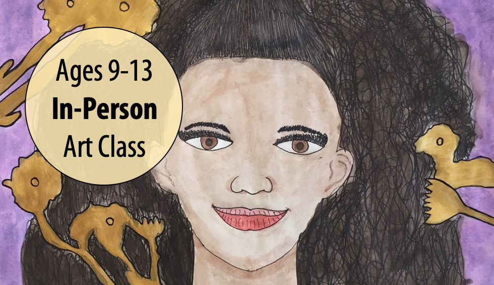NEW! Painting People, Places & Pears w/Lisa Granata For Ages 9-13 (In-person)