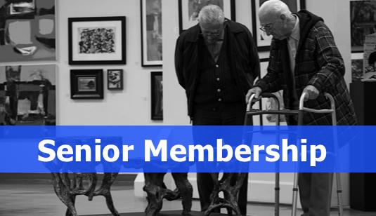 ($25) Senior Membership