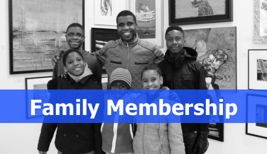($50) Family Membership
